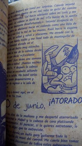 gravity falls diario 3 español nuevo