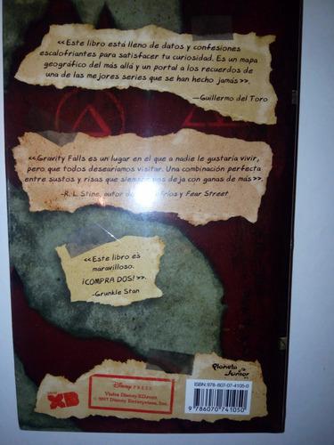 gravity falls diario 3 guía de misterio maldición pirata dhl