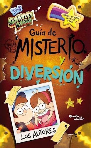gravity falls diario 3 + guia misterio diversion - 2 libros