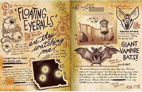 gravity falls diario 3 journal 3 original entrega inmediata