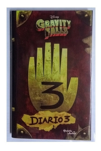 gravity falls diario 3 - planeta junior