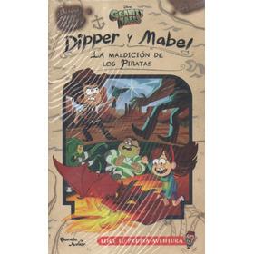 Gravity Falls Dipper Y Mabel-edit.planeta Jr-libreria Merlin