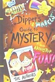 gravity falls dipper's and mabel's guide to mystery and non