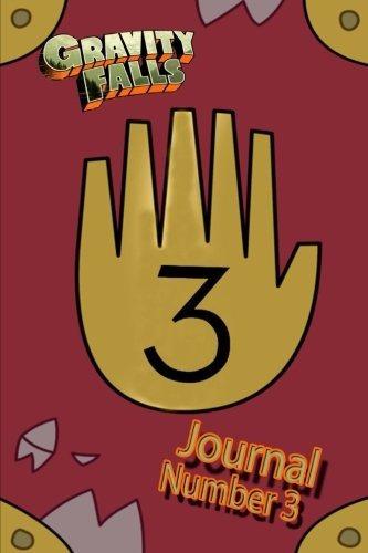 gravity falls journal 3: blank notebook: a journal 1 blank