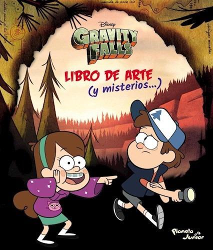 gravity falls libro de arte y misterios (ilustrado)
