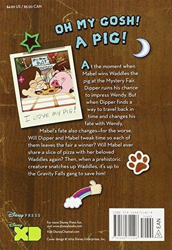Gravity Falls Once Upon A Swine Libro De Capitulos Grav