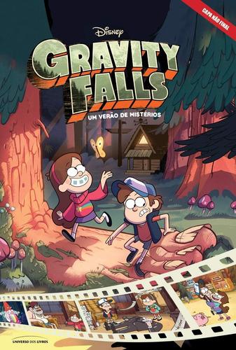 gravity falls um verão de mistérios livro greg lockard