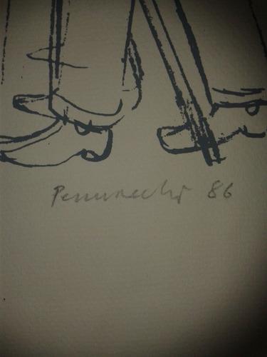 gravura de pennachi