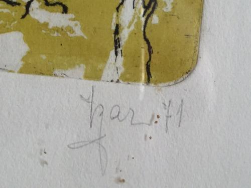 gravura izar - vênus-ninfa