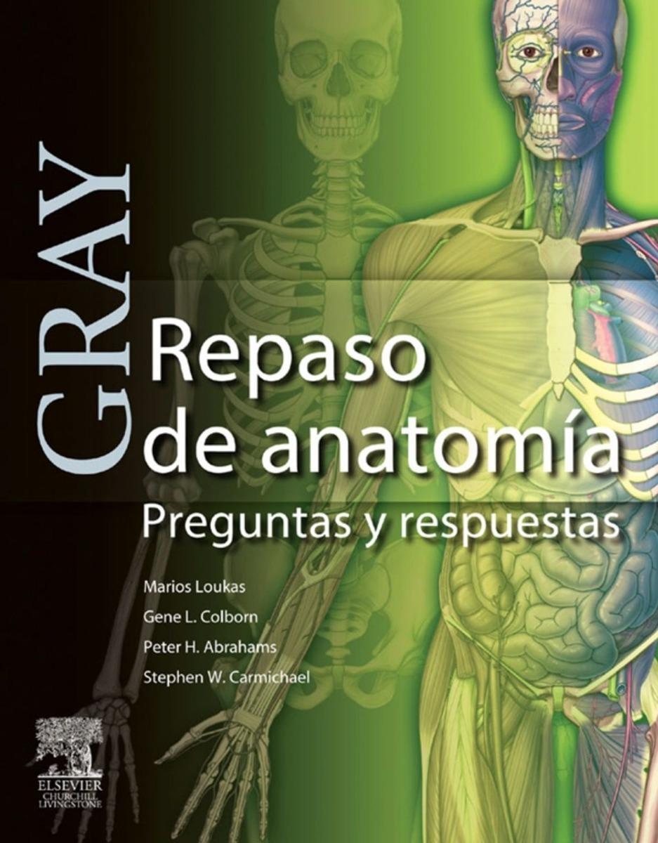 Gray Repaso De Anatomia Preguntas Y Respuestas - $ 799,00 en Mercado ...
