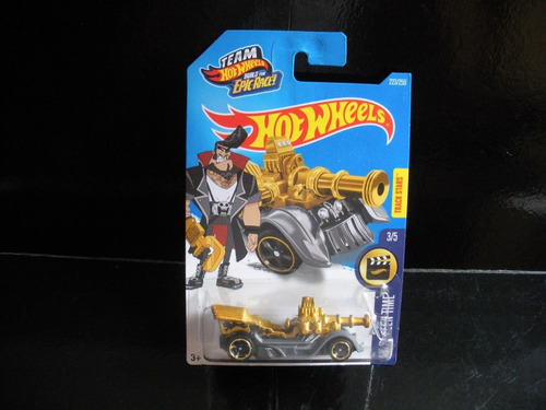 grease rod epic race treasure hunts hotwheels diecast 1/64