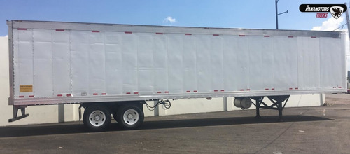 great dane caja thermo 48 ft blanco 2005