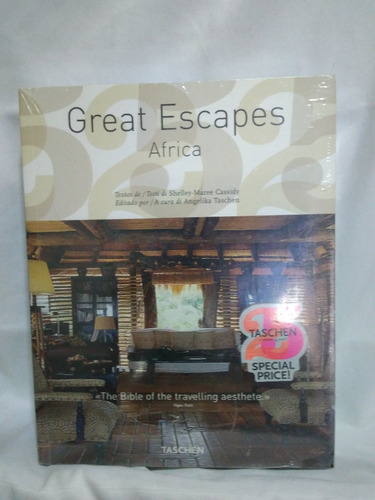 great escapes africa, shelley-maree cassidy, wl.