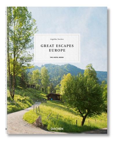 great escapes: europe (t.d) -ju-