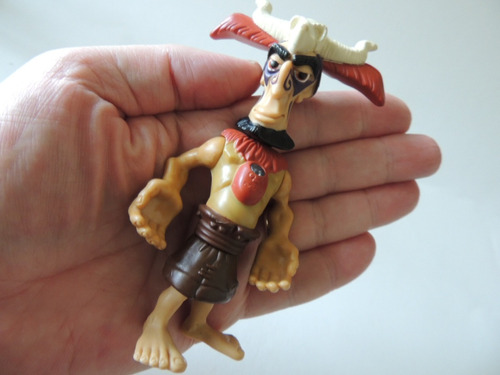 great juju - tak tlaloc - mcdonald's   (az 95)