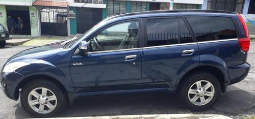 great wall 2012 - motor 2.0 - color azul 5 puertas