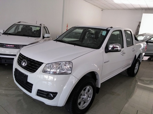 great wall wingle 5 2.0 tdi dc 4x2 luxe 0km 2019