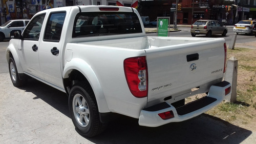 great wall wingle 5 d/c diesel,0km 4x4, control de traccion