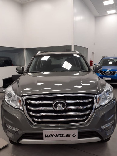 great wall wingle 6 2.0 tdi dc 4wd dignity