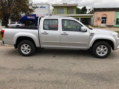 great wall wingle 6 diesel doble cabina 2.000 cc.diesel