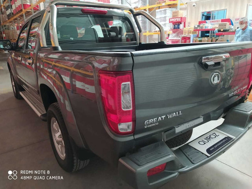 great wall wingle 6 elite 2.0 diesel año 2019