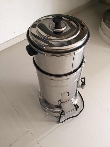 greca cafetera 120 tintos mixta (eléctrica y a gas )