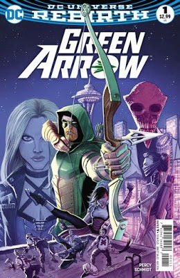 green arrow vol 6 cómics digital español