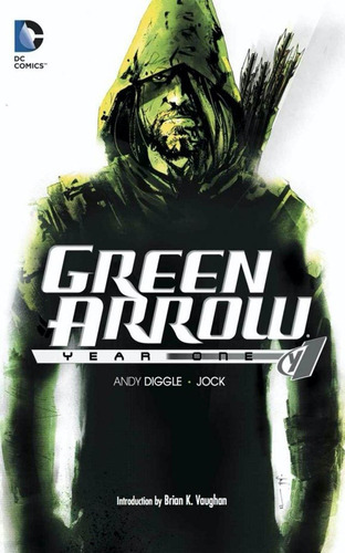 green arrow: year one - dc comics - robot negro