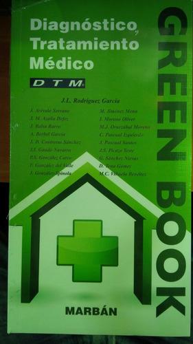 green book diagnostico y tratamiento medico