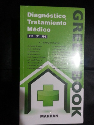 green book dtm marban nuevo