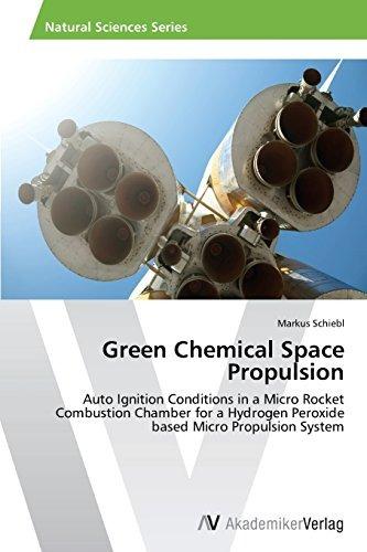 green chemical space propulsion; schiebl markus