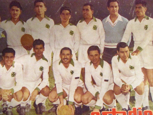 green cross temuco 1954 1966 revista estadio