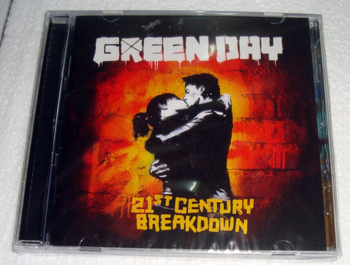 green day 21st century breakdown cd sellado