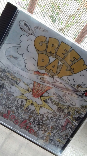 green day cd dookie