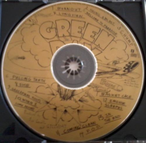 green day - dookie cd punk rock blink 182 sum 41