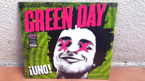 green day - uno (vinilo edición usa)