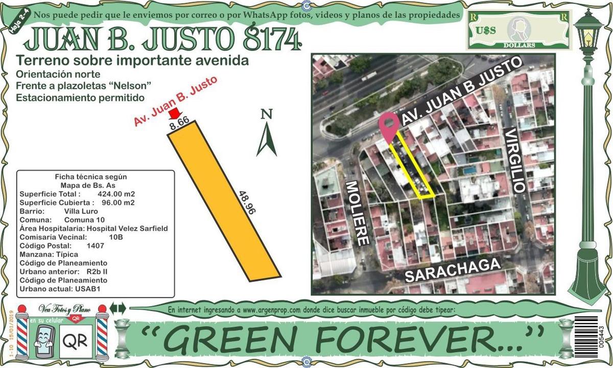 green forever.. frente a plazoletas el mejor entorno