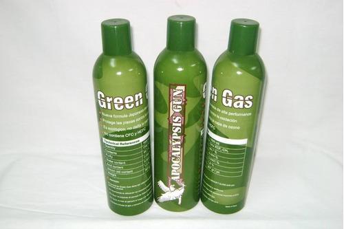 green gas airsoft