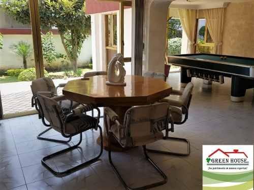 green house vende casa pedregal de san francisco 300m jardin