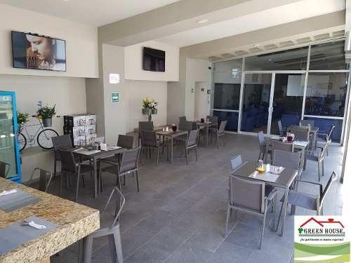 green house vende departamentos citty tower, popocatepetl
