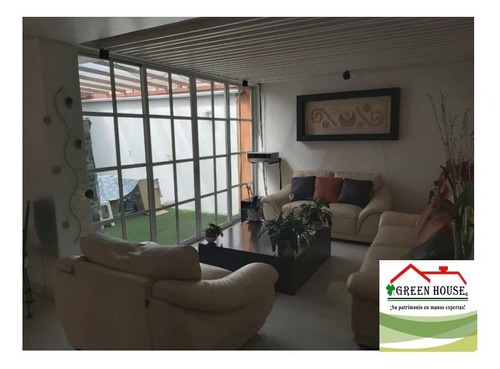 green house vende magnífica casa en campestre churubusco