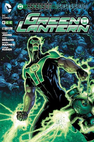 green lantern 16 dc comics ecc