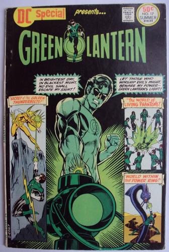 green lantern dc special 17 (dc 1975) gil kane.ingles.