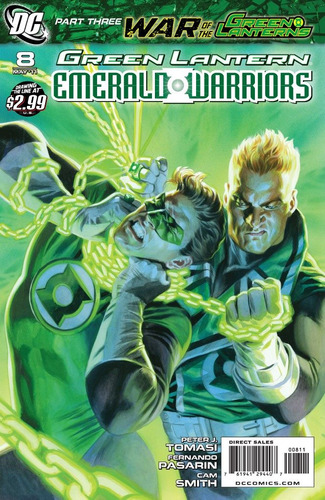 green lantern: emerald warriors, vol. 1 hardcover