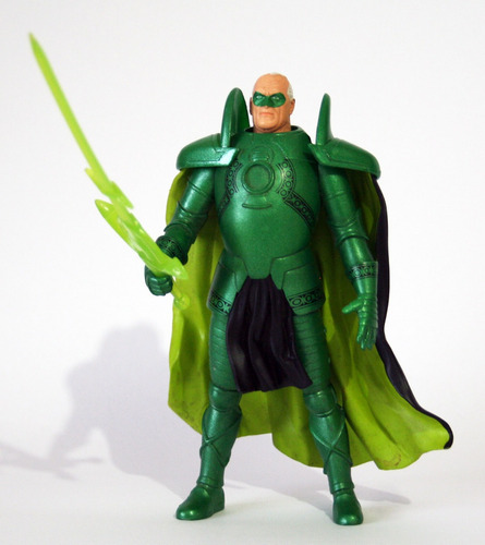 green lantern kingdom come dc direct 17 cm alto