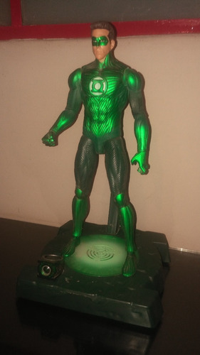 green lantern / linterna verde 30cm comp sin caja ver video