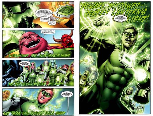 green lantern: secret origin hardcover
