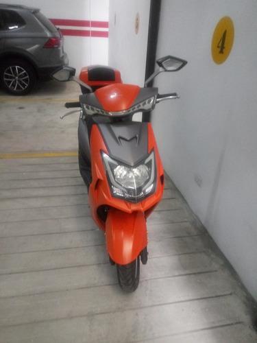 green líne scooter