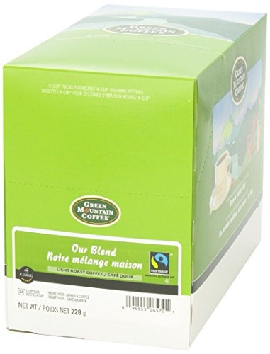 green mountain coffee nuestra mezcla kcup portion pack para