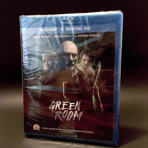 green room bluray - zombiteca